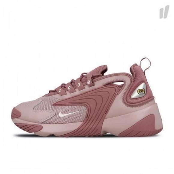 Womens Nike Zoom 2K (Pink) Sz 9.5